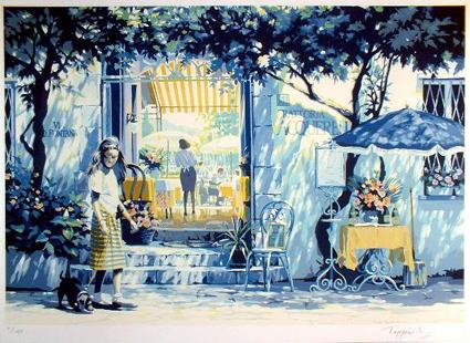 陽だまりのレストラン