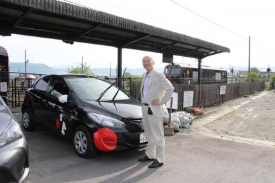 くまモンレンタカー