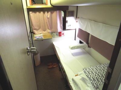 北斗星B寝台ひとり用個室ソロ