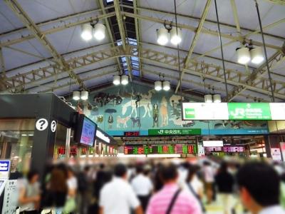 上野駅グランドコンコース
