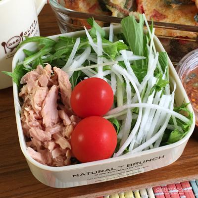 ベーコンと野菜のじゃが芋お焼き弁当03