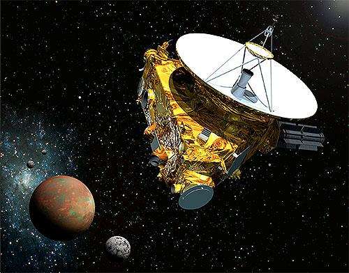 冥王星に最接近