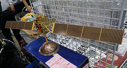 中国輸出静止通信衛星概覧