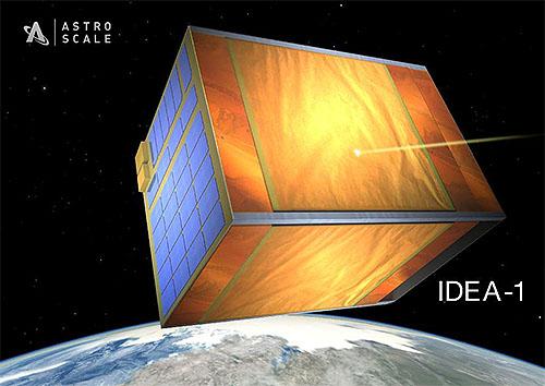 宇宙ゴミ観測衛星