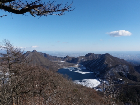 150103烏帽子ヶ岳~掃部ヶ岳 (17)s