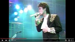 BOØWY(ボウイ)LIVE1987「わがままジュリエ