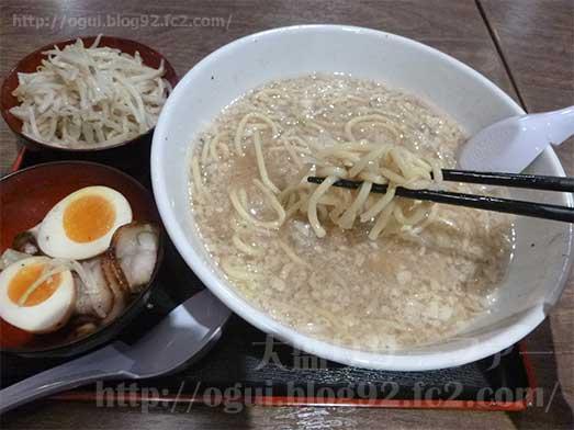 麺屋心イオン幕張の新メニューメガフジヤマ046