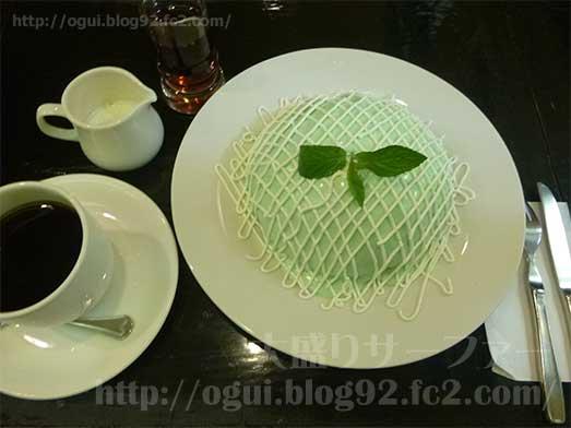 銀座ブリッヂのメロンパンケーキ013