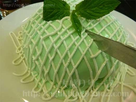 銀座ブリッヂのメロンパンケーキ015