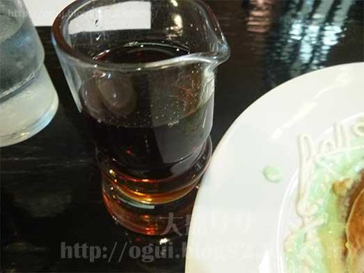 銀座ブリッヂのメロンパンケーキ020