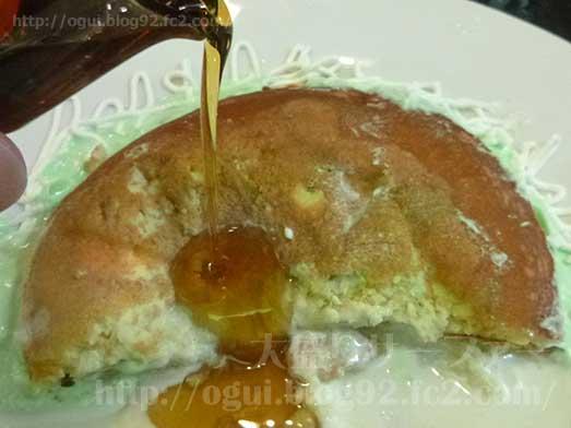 銀座ブリッヂのメロンパンケーキ021