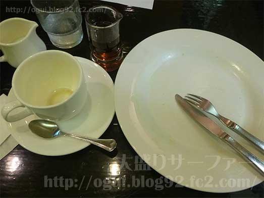 銀座ブリッヂのメロンパンケーキ023