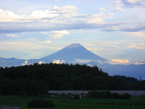 富士山2015