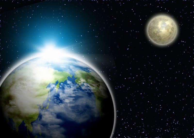 「月にも地震がある」って、本当?空を眺めて浮かぶ太陽系の不思議109