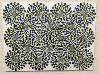 おかざき世界子ども美術博物館 脳がびっくり! 錯覚・錯視・ふしぎ博物館