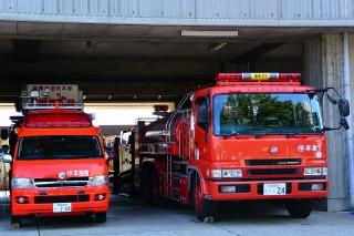 岡崎市消防本部 中消防署