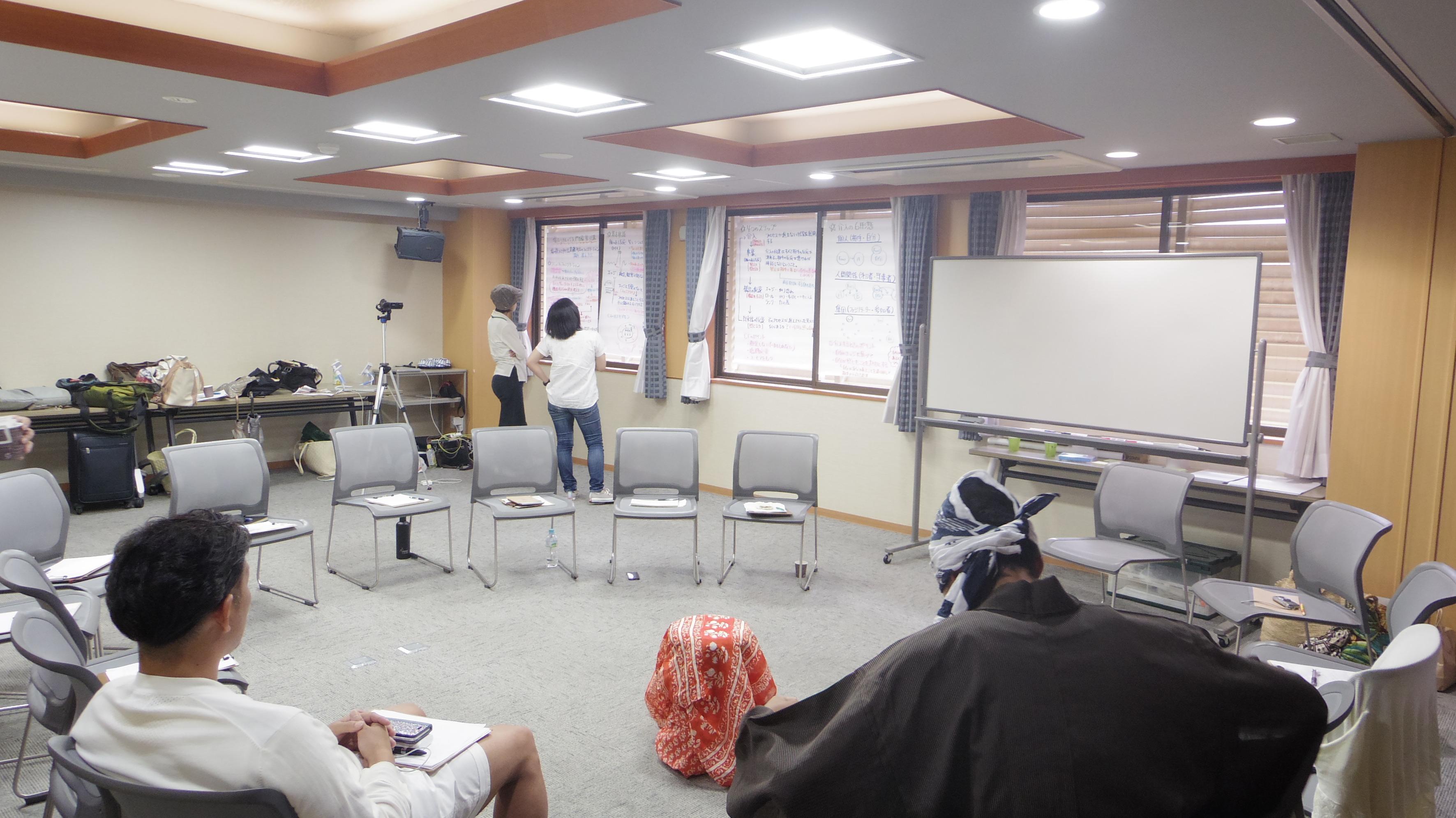カレッジ15③ グループプロセス前circle