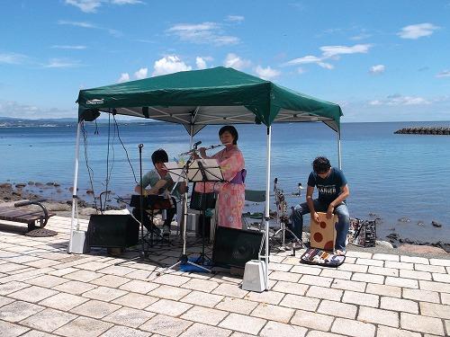 8月13日海浜2