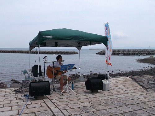 8月14日海浜3