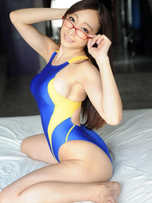【三次】メガネを掛けた女の子のエロ画像part3