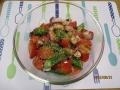 オクラとタコのサラダ1