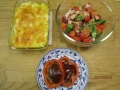 オクラとタコのサラダ2