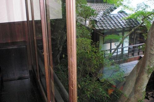 音羽山荘 下の部屋