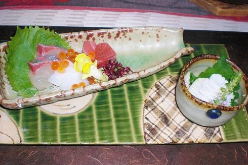 音羽山荘 夕食2