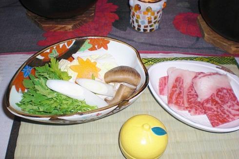 音羽山荘 夕食5