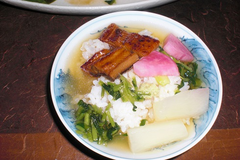 音羽山荘 夕食8