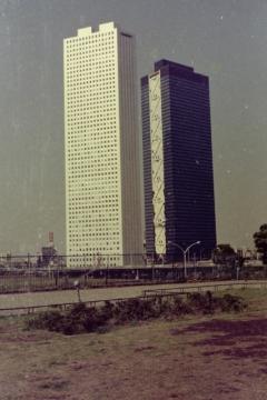 新宿 高層ビル 1974