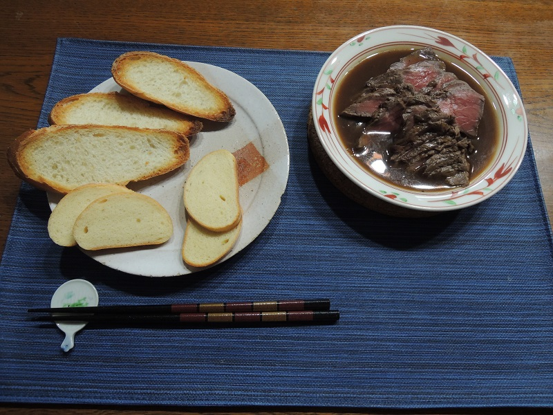 今日の晩ご飯 洋食