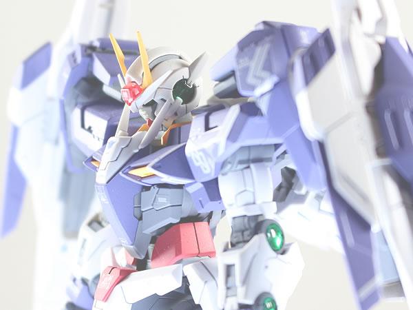 RG ダブルオーライザー 製作09