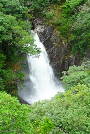 屋久島2日目昼6竜神の滝