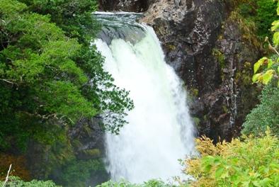 屋久島2日目昼7竜神の滝