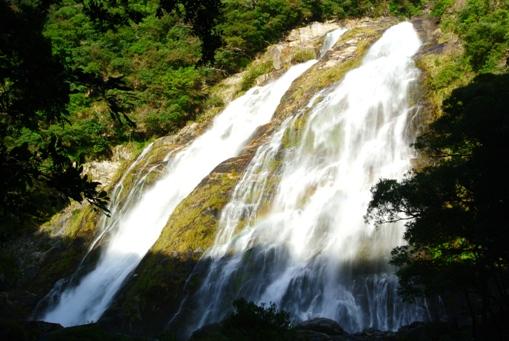 屋久島2日目昼13大川の滝