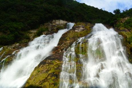 屋久島2日目昼14大川の滝