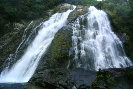 屋久島2日目昼15大川の滝