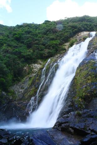 屋久島2日目昼16大川の滝