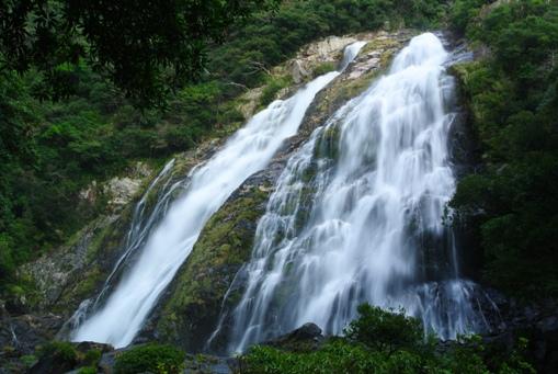 屋久島2日目昼17大川の滝