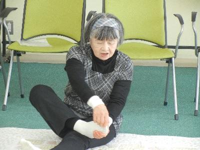 楽々体操 講師