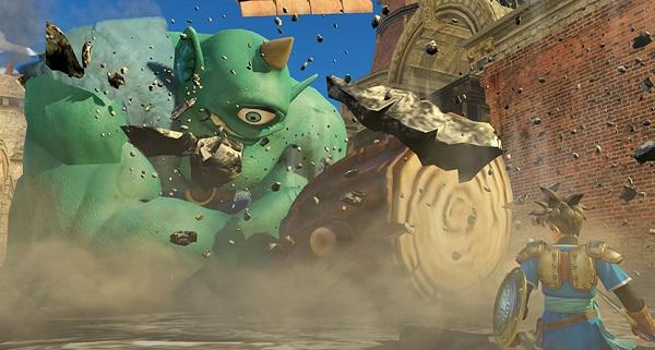 PS4 PS3 PSstore ドラゴンクエストヒーローズ 予約特典 PSストア 2月4日から2月22日 0時からプレイ可能 ドラゴンクエストⅢの勇者衣装