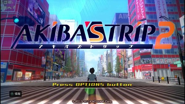 PS4 PSプラス フリープレイ AKIBA'S TRIP2 プレイ日記 秋葉原 マガイモノ