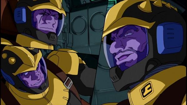 機動戦士ガンダム THE ORIGIN I 青い瞳のキャスバル PSストア 有料配信 シャア・アズナブル セイラ・マス ランバラル 黒い3連星 赤い彗星 ザビ家