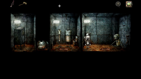 Machinarium PS3 ダウンロード専用 ロボット 癒しゲーム 面白い