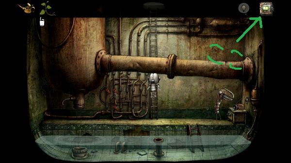 PS3 ダウンロード専用 Machinarium トロフィーコンプ 感想 パズル ミニゲーム