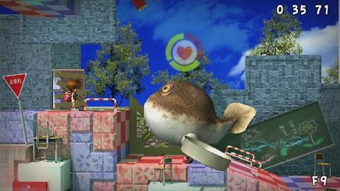 PSVITA さよなら 海腹川背 ちらり 初代 スーパーファミコン 3DS 追加要素