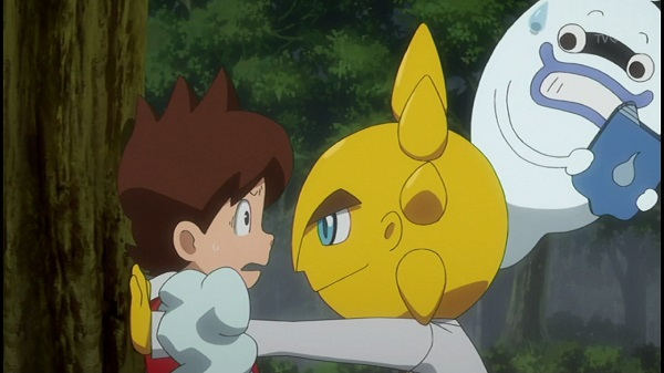 ゲームアニメ 妖怪ウォッチ 52話 感想 雨女 晴れ男