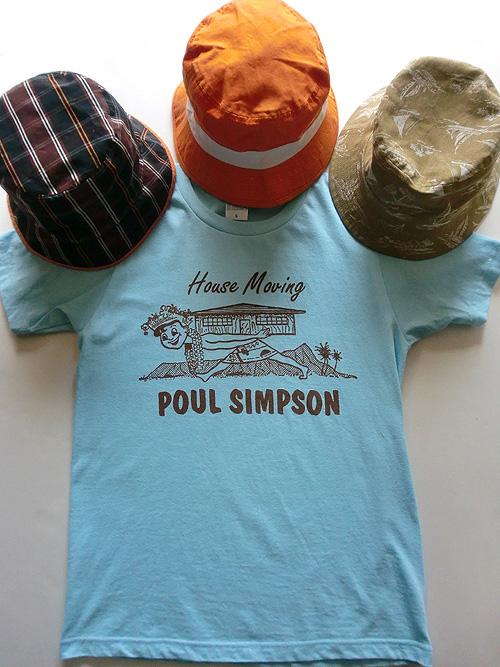 poul t2 & hats