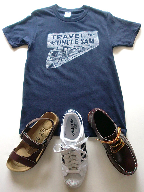travel sam t2 & shoes